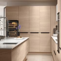 Linear White Oak Cameo -